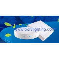 LED Surface  Panel  Lamp Round  And Square  BV01 6W-25W White Color