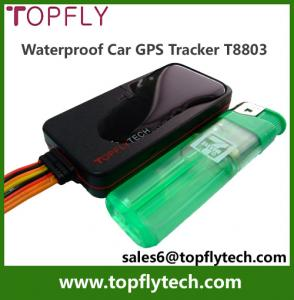 China GSM Tracker for Car (Topflytech T8803) on sale