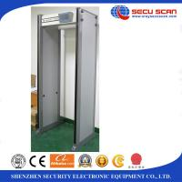 China 33 Zones Walk Through Metal Detector on sale