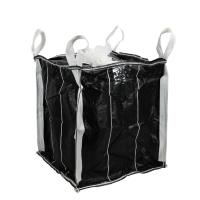 Sodium Carbonate carbon black PP woven big jumbo bag