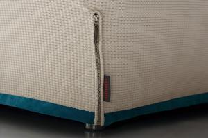 Quality Кресло современной кожи живущей комнаты секционное с высокой плотностью пенится, for sale