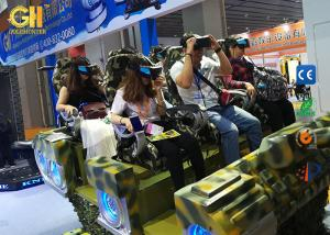 China 6KW 7D / 9D / 12D / Xd Cinema Theater Equipment / VR Cinema Chair on sale