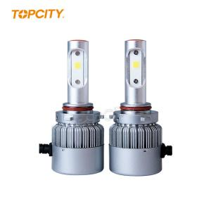 China Topcity g8 car led bulb 12v 24v led auto light 9005 9006 for car on sale