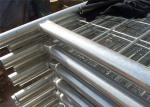 Victoria,VIC temporary fencing panel,clip ,foot for sale melbourne 2.1meter height and 2400mm width OD 32 construction