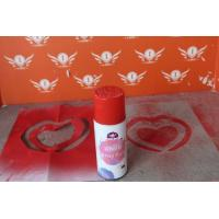 Fluorescent Water Based Spray Paint Washable Chalk Paint For Kids