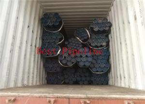 China 5-30mm Wall Thickness LSAW Steel Pipe API Spec 5L Tube Bared Finish For Pipelines on sale