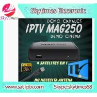 MAG 250 MAG250 IP TV BOX Media Streamer FULL HD TV