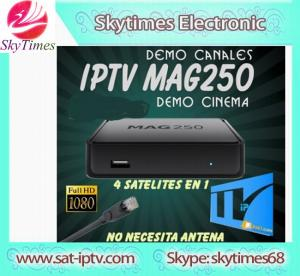 China IPTV Box,1 Year European IPTV mag250 european arabic iptv box wholesale