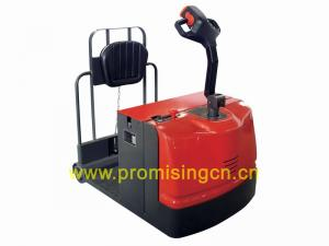 China AC Electric Tow Tractor with Platform/tugger on sale