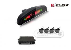 China Renault / VW Ultrasonic LED Reverse Car Parking Sensor With Rear 4 Sensors System on sale