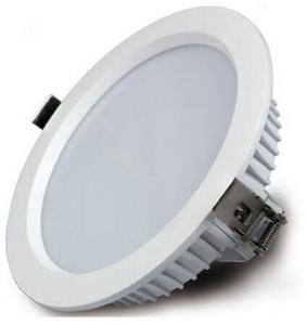 China 7w 15w 20w 30w Recessed LED Downlight , CE ROHS led down light cob on sale