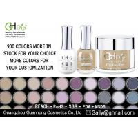 Nude Dip Powder 3-in-1 Perfect Color Match Gel Polish and Nail Lacquer