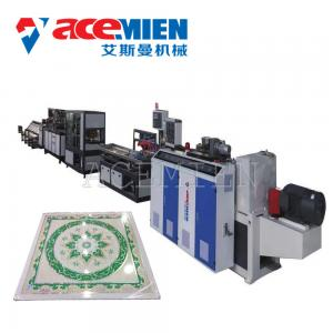 China Easy Installation PVC Ceiling Panel Making Machine Customized Length Thickness on sale