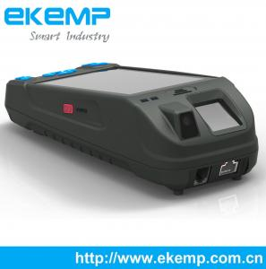 China EKEMP Fingerprint Scanner Time Attendance, Android PDA Terminal M5 on sale