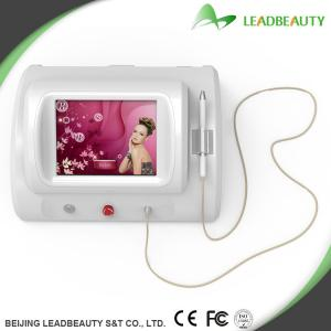 China High Frequency 30MHz Spider Vein Removal Machine , Skin Tag Removal Machine on sale