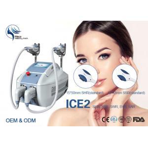 China Professional Laser Hair Removal Machine IPL Laser Equipment For Skin Rejuvenation on sale