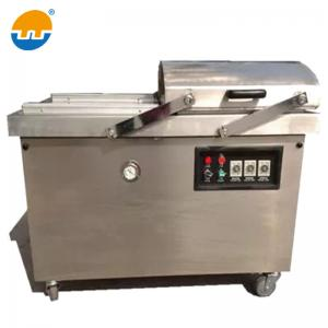 China Fruit and vegetable vacuum skin packing machine on sale