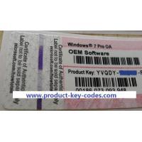 100% original Windows Product Key Sticker With COA Label