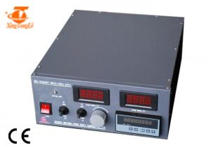 China Single Phase PCB Copper Electroplating Rectifier Machine 6V 100A Air Cooling on sale