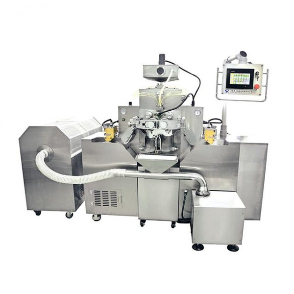 LTRJ -300 Fully Automatic Soft Gelatin Capsule Machine For Fish Oil
