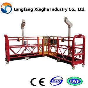 China non-standard suspended platform hoist/ suspended access equipment/work gondola on sale