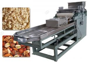 China Commercial Nut Cutter Machine , Electric Nut Chopping Machine 2700*1000*1350 Mm on sale