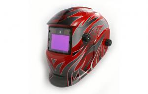 China Painting Tig Auto Shade Welding Helmet Watermark Printed DIN 4 / 9-13 on sale
