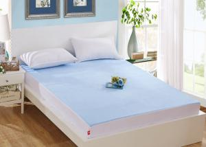 China Queen Size Cotton Terry Waterproof Mattress Covers with Water Resistant Function on sale