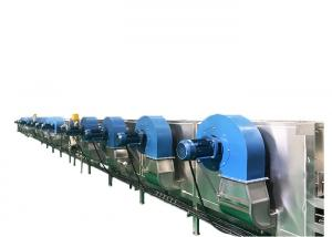 China Energy Saving Fruit And Vegetable Drying Equipment 380V 20-100 Kg / Batch on sale
