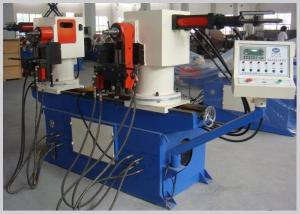 China Hydro Cylinder Exhaust Pipe Bending Machine Two Dimensional Space Rotation on sale