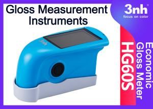 China Ceramic Tile Leatherwear Single Angle Gloss Meter Measurement Instruments HG60S Gloss analyzer on sale