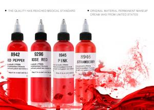 China 120 ML High Concentration Pigments Professional Customing Semi-Permanent Micropigment on sale