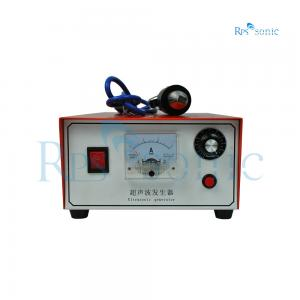 China 8mm Handheld Ultrasonic Spot Welder For Seamless Shoes on sale