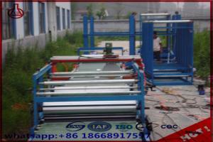 China CE Fiber Cement Board Production Line Corrugated Roof Fiber Sheet Making Machine on sale