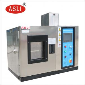 China Constant High Low Temperature Cycling Desktop Thermal Humidity Test Chamber on sale