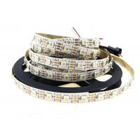 China WS2812B Multi Color Led Rope Lights Outdoor Chasing With 144 Pcs Led Per Meter on sale