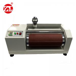 China EN ISO 20344 DIN Abrasion Wear Resistance Material Testing Machine on sale