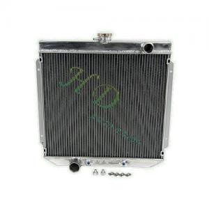 China ALUMINUM CAR / AUTO RADIATORS 2 ROWS FOR FORD XY XW 302 & 6CYL & CUSTOM USE AT/MT 69-72 on sale