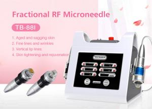 China Home Use Facial Rejuvenation Fractional RF Microneedling Wrinkle Remover Machine 2MHZ on sale