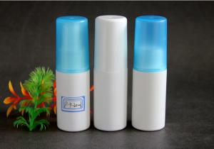 China Durable 30ml Small Plastic Water Bottle Cosmetic Packaging Spray Nozzle on sale