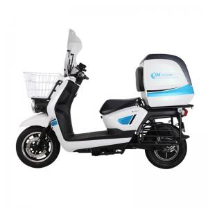 China Fastest Electric Moped Scooter Lead Acid Battery For Food Delivery 1200-3000w on sale