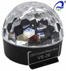 quality vs 26 sound led 33w rgb magic ball with bluetoooth christmas