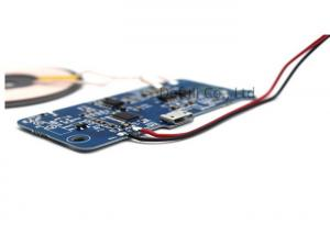 China 100-150KHZ Electric Qi Receiver Module With PCBA For Smart Cellphone Charging on sale