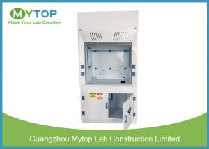 China Full PP Chemical Fume Hood For School and University Chemistry Laboratory on sale