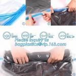 clothes storage vacuum box, vacuum storage bags big size space bag, plastic clothing storage bags, bagplastics, bagease