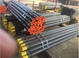 China 4000~9000mm Length DTH Drill Rods 140mm API 4 1/2 REG DTH Drill Rig on sale