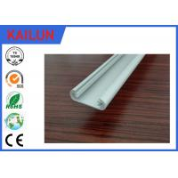 China 30 MM 6063 T4 / T6 Anodized LED Strip Aluminium Extrusion for 24 Watt Panel Light on sale