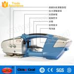 China Hot Sale Hand Portable Battery Powered Plastic Strapping Machine wholesale