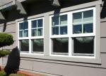 China High Acid Resistant Aluminium Vertical Sliding Windows Open Way / Double Hung Window wholesale