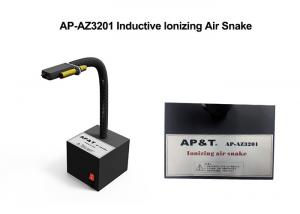 China High Voltage Anti Static Device Bench Top Ionizer Air Snake Discharge Speed ≤1.5S on sale